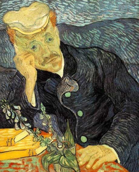 Vincent Van Gogh - Portrait of Dr. Gachet (1896) PortraitofDrGachetpsychologynowgr es4