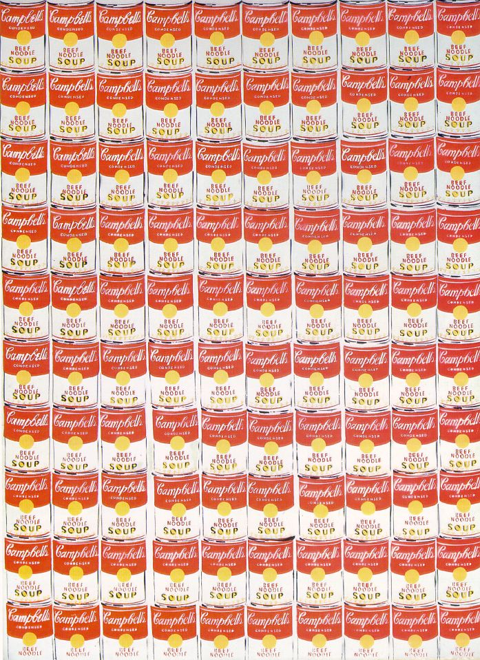 100 Cans 1962