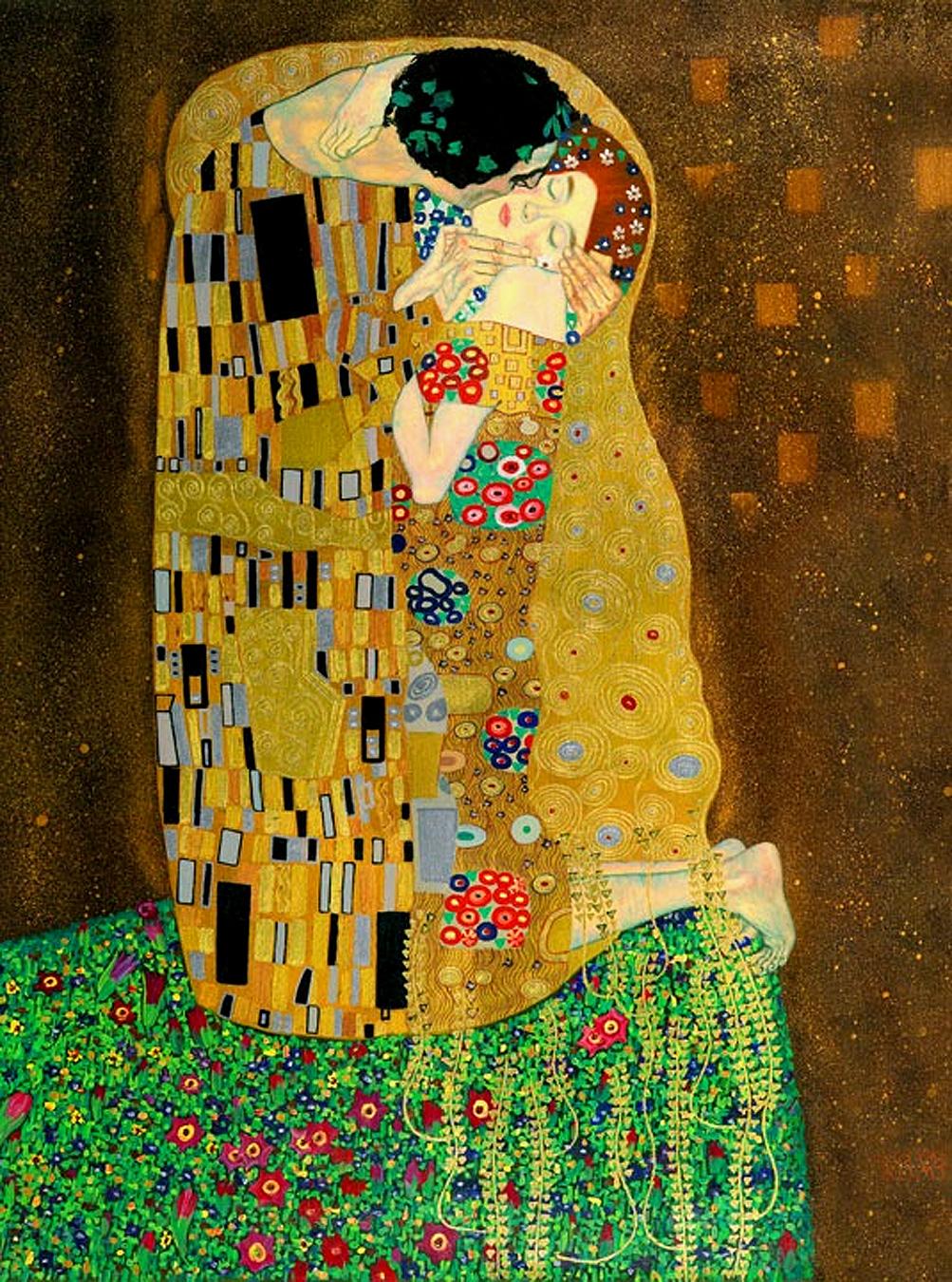 The Kiss 1907 08