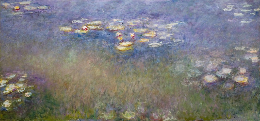 Water Lilies 1915 1926