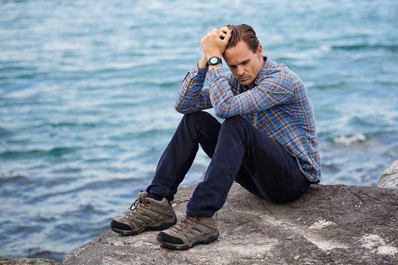 άντρας που έχει βιώσει συναισθηματική παραμέληση στην παιδική ηλικία έχει έκπτωση των συναισθημάτων