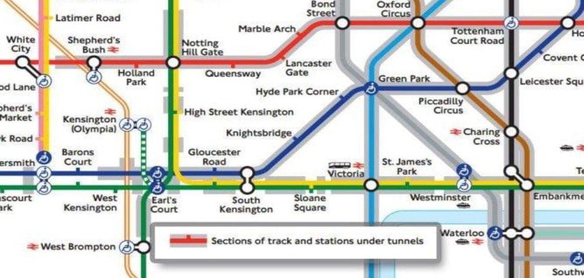 O Xarths Toy Metro Toy Londinoy Epanasxediasthke Gia Na Boh8hsei
