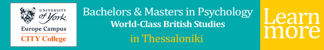 Bachelors & Masters in Psychology | World-Class British Studies in Thessaloniki