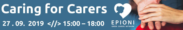 3rd caring for carers