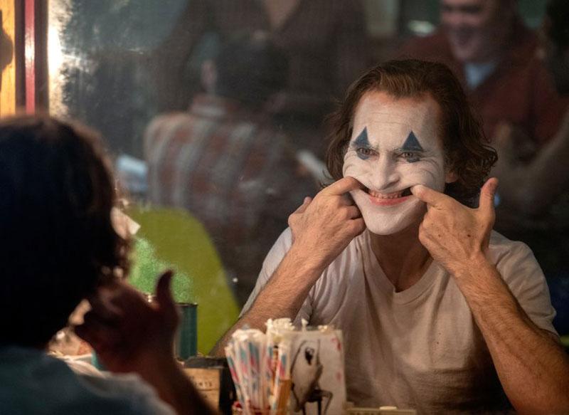 ο Χοακίν Φίνιξ στην ταινία «Joker»