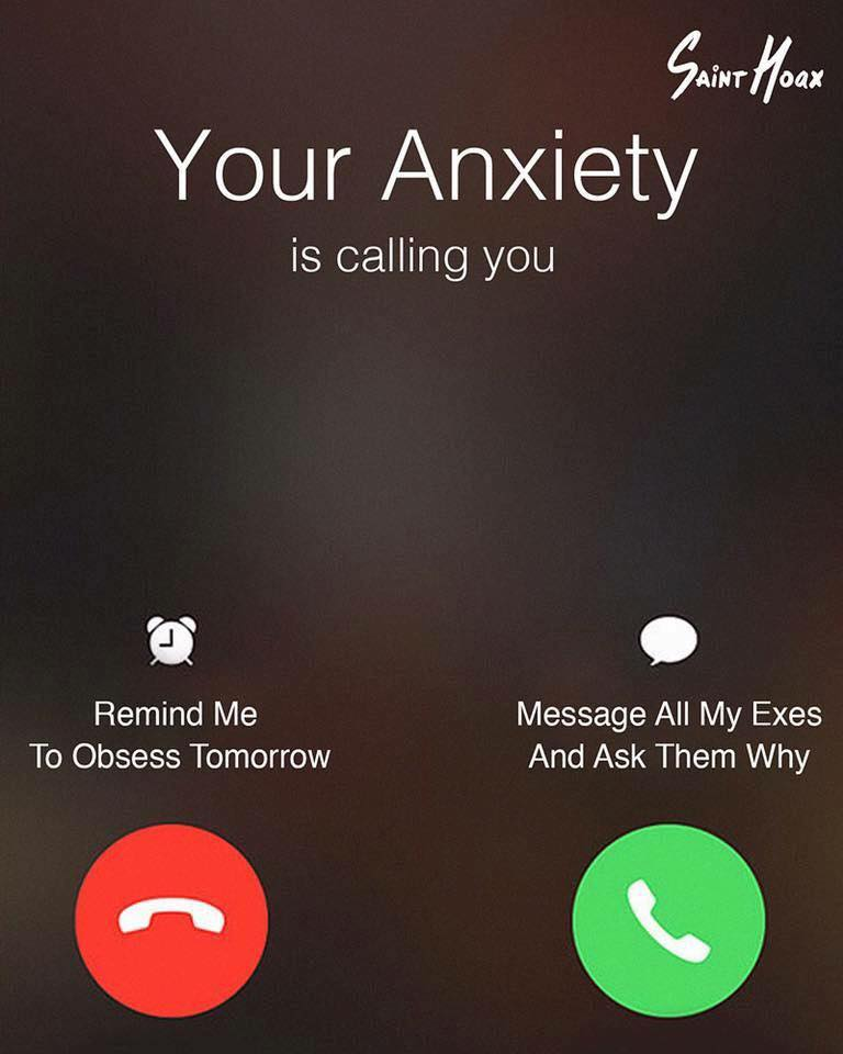 anxietycalling
